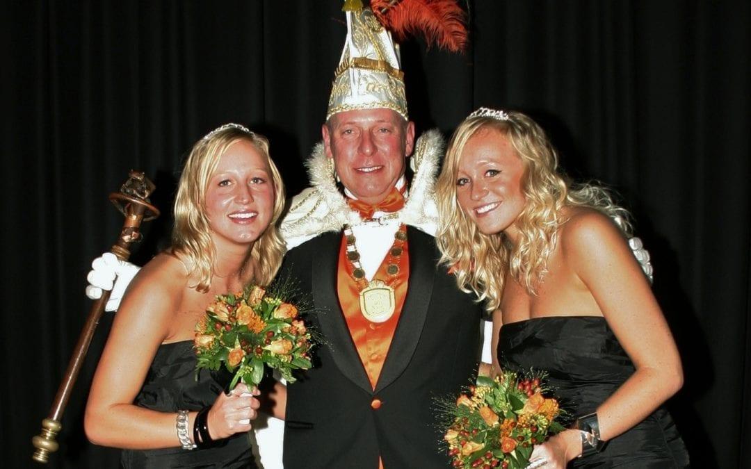 Prins Oranje – Hofdames Bo & Mireille