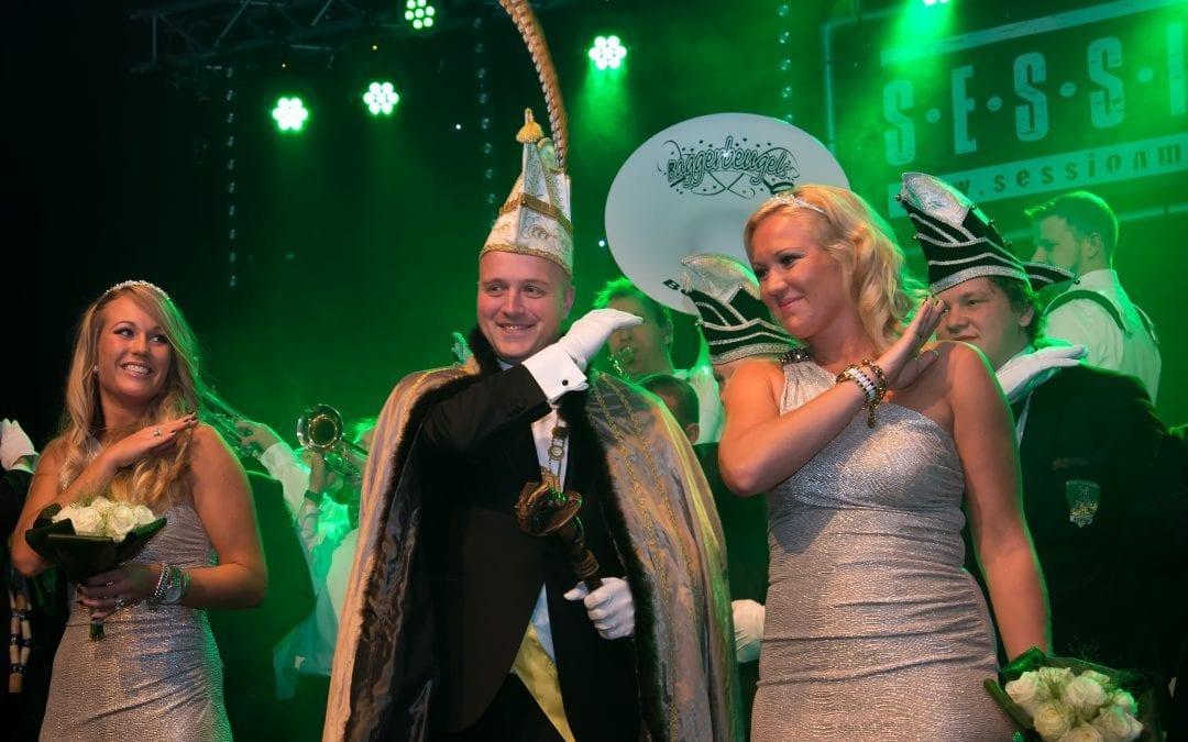 Prins Harlekijn – Hofdames Jill & Britt