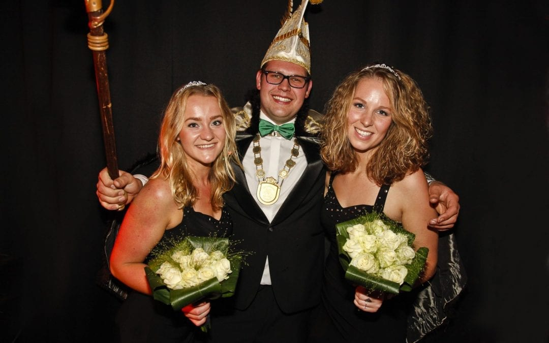 Prins Groentje – Hofdames Marleen & Esther