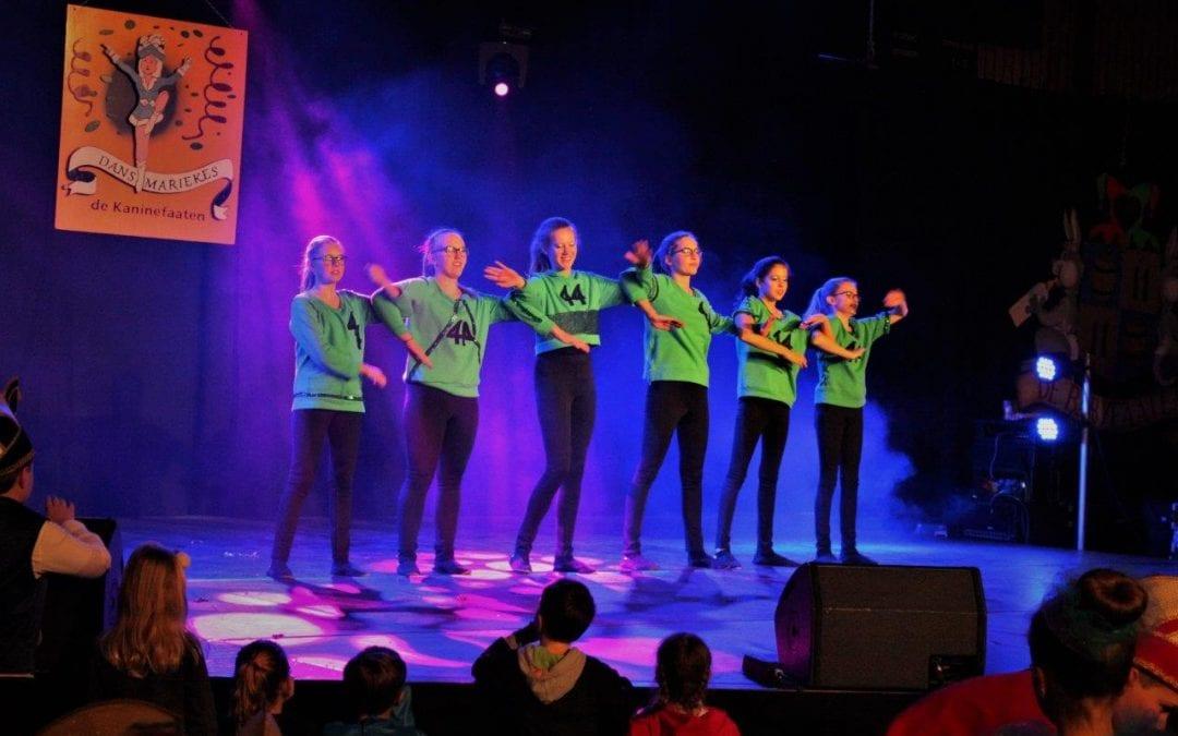 Dansfestival Kaninefaaten 2018